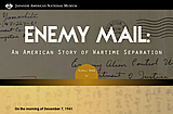 JANM Enemy Mail